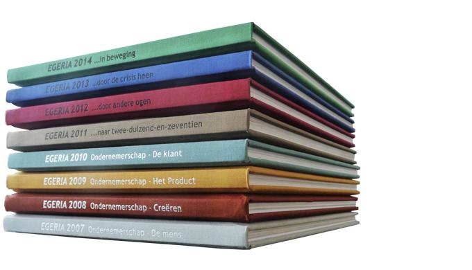 Egeria-jaarboeken